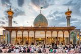 Shrine of Shah Cheragh - Shiraz