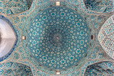 Jame Mosque ceiling - Yazd