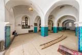Jame Mosque winter room - Yazd
