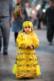 Girl in yellow - Shiraz
