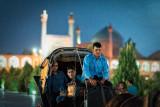 Visiting Naqsh-e Jahan Square - Isfahan