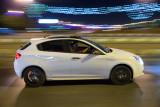Driving at night - Shiraz