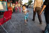 Boy running - Shiraz