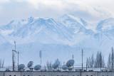 Apartment rooftops - Bishkek