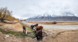 Rural scene - Wakhan Valley