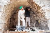 White worker - Nablus