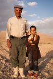 Man and girl - Aghdash