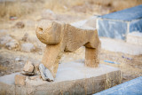 Lion stone - Kaj