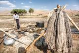 Washing wool - Aghdash