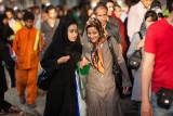 Two happy women - Tehran