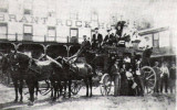Brant Rock House with Horses and Carriage