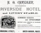 Riverside Hotel Ad