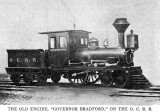 The Governor Bradford Locomotive