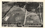 Air View - Careswell Street along the Bottom of Image