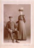 Benjamin and Ruth Manter