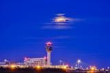 FullMoon at Airport