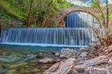 Palaiokarya's stone bridge, Trikala