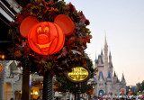 Disney in Halloween - Oct 2014