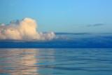 Sea and cloud