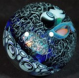 Collab with Yoshi Kondo - Opal Brain 45mm sold
