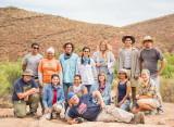 2013 Summer Archaeology Fieldschool participants