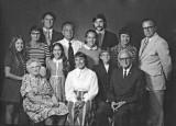 grandparent Scales' 50th wedding anniversary celebration in Iowa