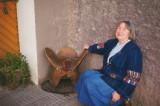 Gwenn in Morocco