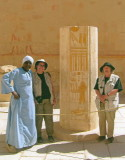 Gwenn and Rebecca's Egyptian Adventures