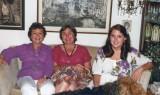 Molly Chaikin with Gwenn & Sara