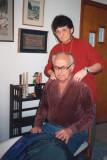 Ben & sister Shami in Pennsylvania