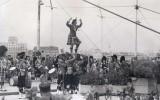 Gwenn dancing at Highland Games