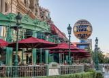 Mon Ami Gabi restaurant at Paris Hotel