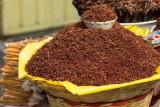 Oaxaca market -- grasshoppers
