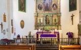 San Miquel Mission, Santa Fe (1710)