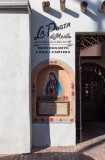 One of the historic restaurants in Mesilla