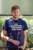 Graduate Jared Van Natta