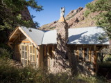 Dripping Springs in Organ Mountains N.M. - historic ruins