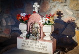 Our Lady of Guadalupe Cemetery in Tortugas, NM