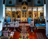 In Orthodox church