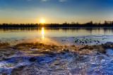 Vistula River Sunset 3