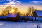 Tarchomin Sunset