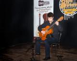 Tomek playing in Koszalin
