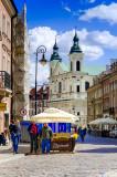 Warsaw's New Town - Freta Str.