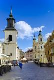 Warsaw's New Town - Freta Street