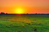 Vistula Valley sunset