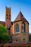The Castle in Malbork