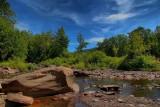 Schoharie Creek - HDRAugust 24, 2013