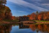 Covered Bridge - HDROctober 21, 2013