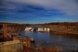 Cohoes Falls - HDRNovember 15, 2013