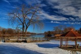 Mohawk River - HDRDecember 25, 2013